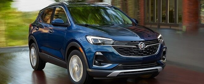 2021 Buick Encore GX Featured