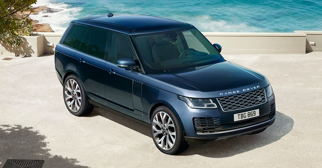 2021 Range Rover Westminster Edition