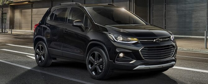 2021 Chevrolet Trax Featured