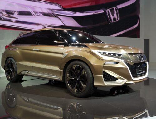 2021 Honda Crosstour Comeback: Everything We Know So Far