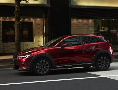 2021 Mazda CX-3 Features And Specs