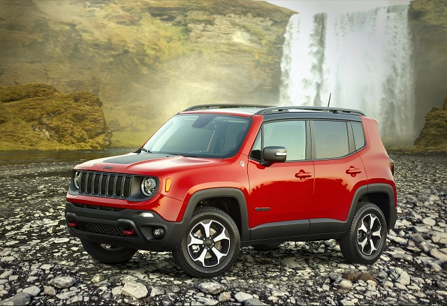 2021 Jeep Renegade Specs