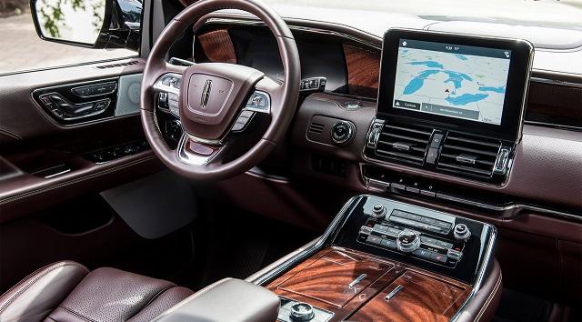 2021 Lincoln Navigator Interior