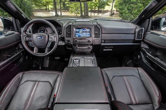 2021 Ford Expedition Max Interior