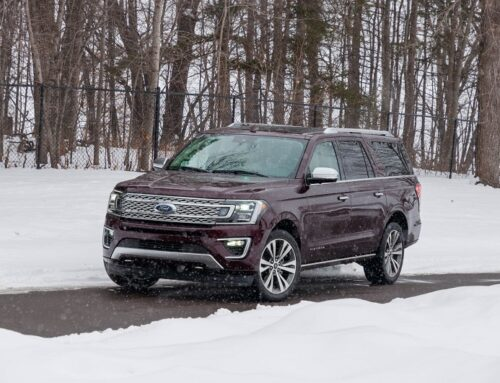 2021 Ford Expedition Max Won't Feature Too Many Changes