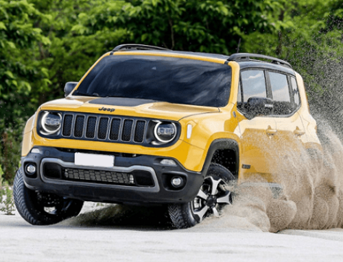 2021 Jeep Renegade Gets Hybridized!