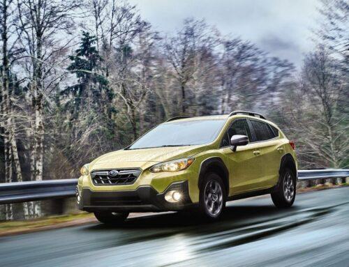 2021 Subaru Crosstrek Gets More Powerful Engine and More