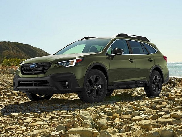 2021 Subaru Outback Price