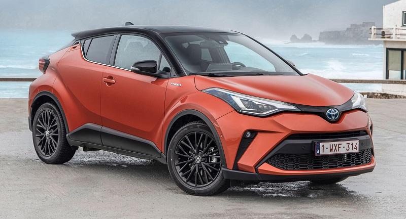 2021 Toyota C-HR Featured
