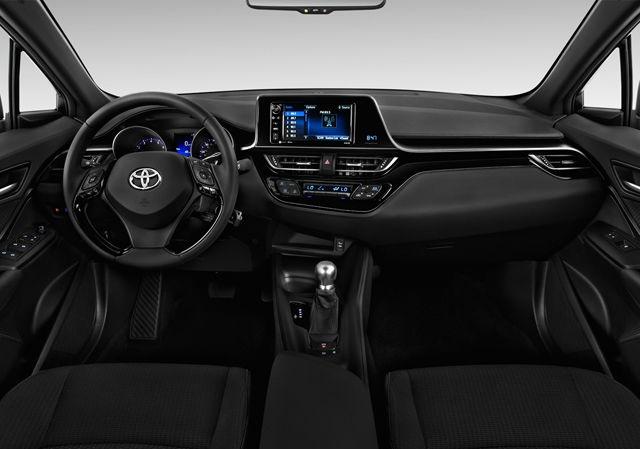 2021 Toyota C-HR Interior