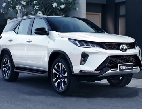 2021 Toyota Fortuner Facelift, Changes, Updates, Release Date