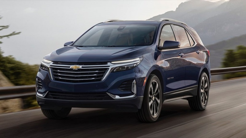 2022 Chevy Equinox featured