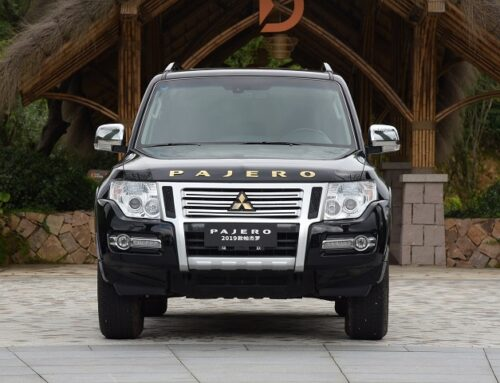 2021 Mitsubishi Pajero Will Be Last Model Year