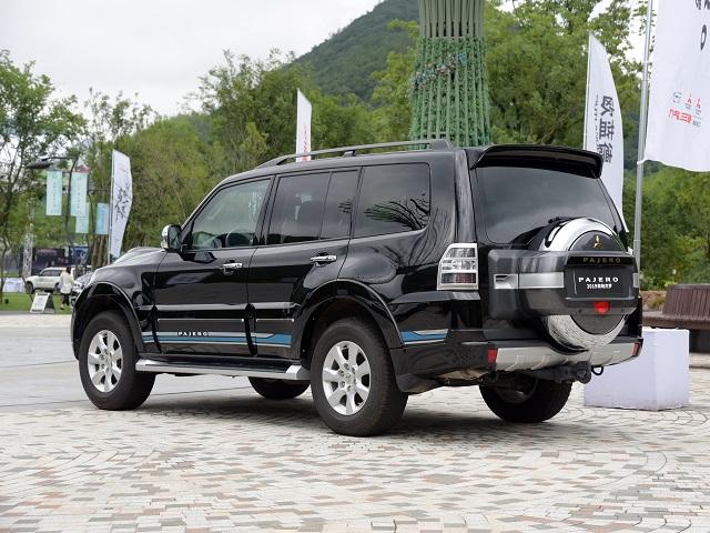 2021 Mitsubishi Pajero release date