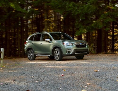2022 Subaru Forester Will Get Facelift and New Engine