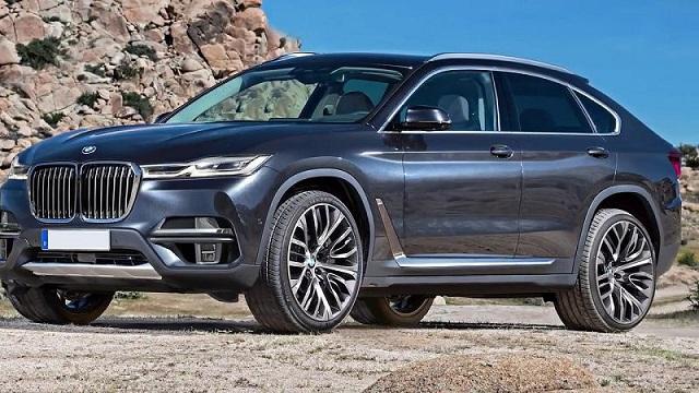 2021 BMW X8