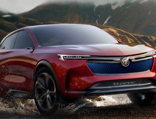 2021 Buick Enspire: What We Know So Far