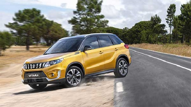 2021 Suzuki Vitara Featured