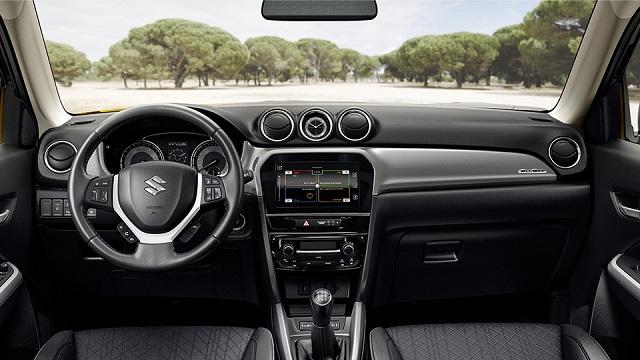 2021 Suzuki Vitara Interior