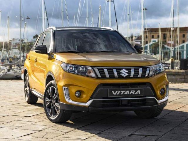 2021 Suzuki Vitara Release Date