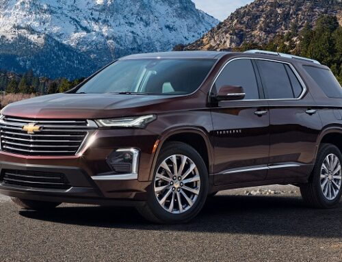 2022 Chevy Traverse Facelift: Release date, Colors, Interior, Premier
