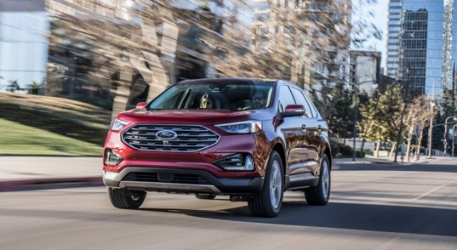 2022 Ford Edge Release Date