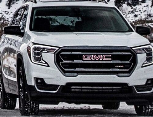 2022 GMC Terrain Facelift: Changes, Specs, Features, Denali