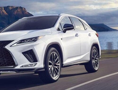 2022 Lexus RX350 Changes, Specs, Features