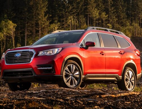 2022 Subaru Ascent: What to Expect