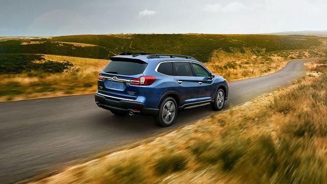 2019 Subaru 2022 Subaru Ascent release date