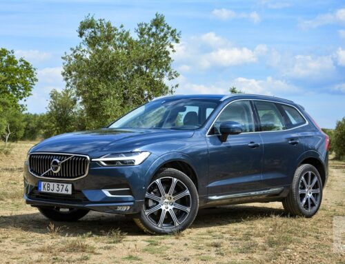 2022 Volvo XC60 May Get Mid-Cycle Update