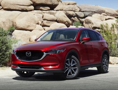 2022 Mazda CX-5 Preview: No Bigger Changes To Come
