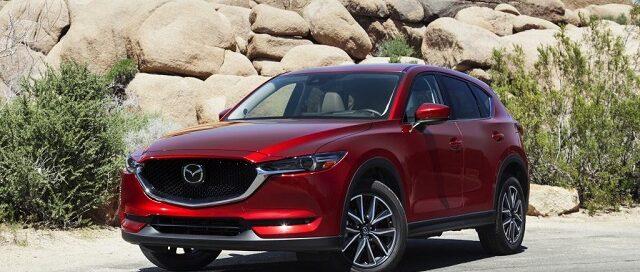 2022 Mazda CX-5 Featured