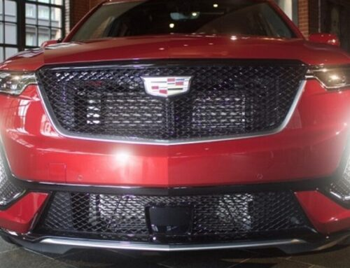2022 Cadillac XT7 Has Been Rumored