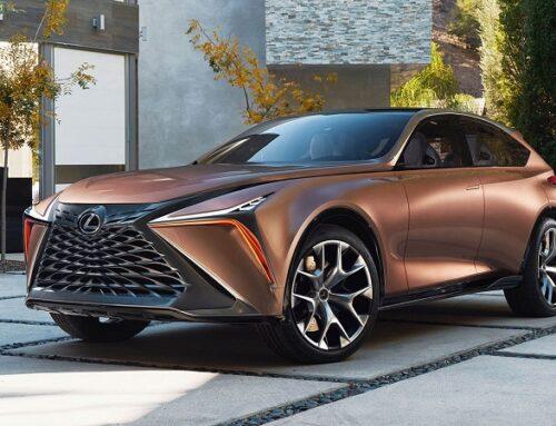2022 Lexus LQ: New Flagship SUV