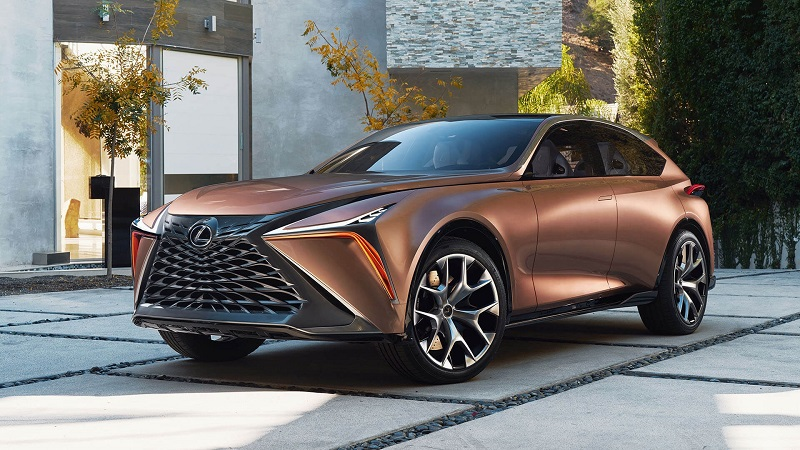 2022 Lexus LQ featured