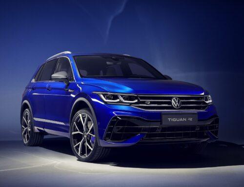 2022 VW Tiguan Gets Massive Facelift
