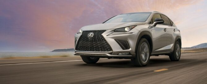 2021 Lexus NX 300 featured
