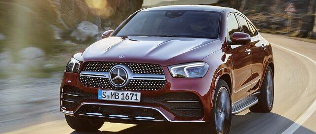 2021 Mercedes-Benz GLC featured