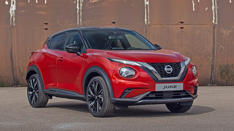 2021 Nissan Juke featured