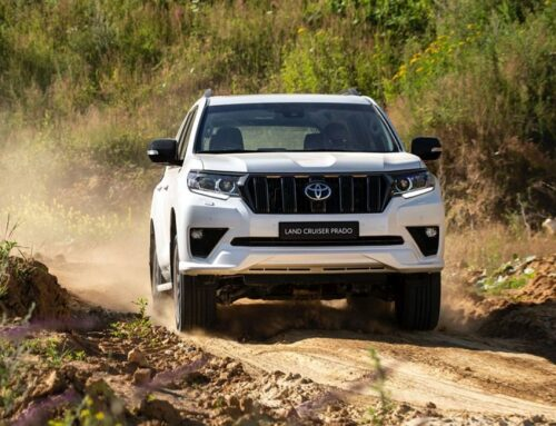 2021 Toyota Land Cruiser Prado Gets More Power and Safety Features!