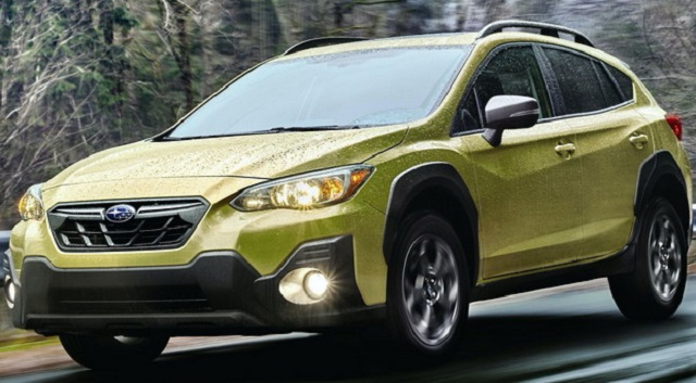 2022 Subaru Crosstrek featured