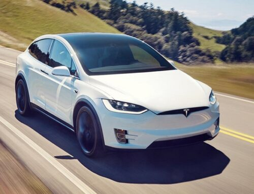 2022 Tesla Model X Can Receive Update