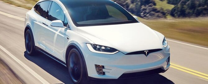 2022 Tesla Model X featured