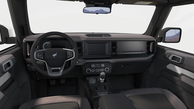 2021 Ford Bronco Interior Rendering