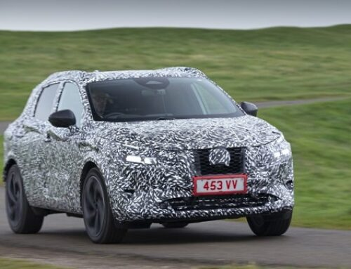 All-New 2022 Nissan Qashqai Is On The Way