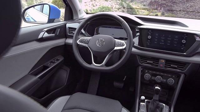 2022 VW Taos Interior