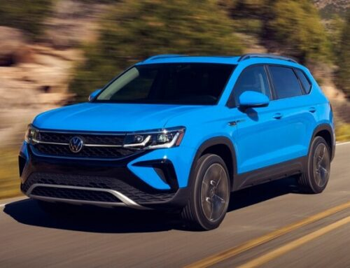 2022 VW Taos Is Coming Next Spring
