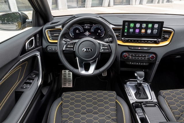 2021 Kia Xceed Interior