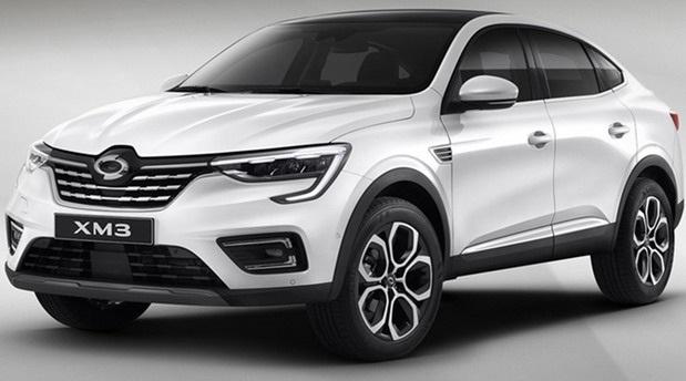 2021 Renault Arkana featured